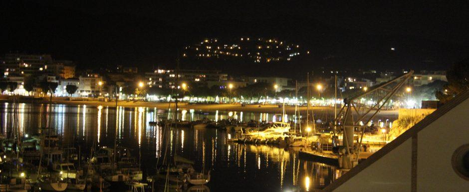 Restaurants in Sant Feliu de Guixols - Club Nautic