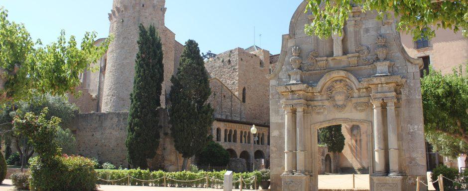 marona.cat holiday in Sant feliu de Guixols, the monastery