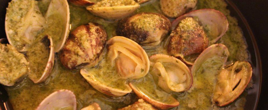 Restaurants in Sant Feliu de Guixols - Club Nautic, clams
