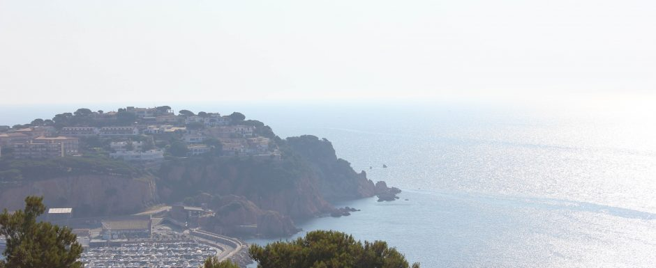 The ermita de sant elm - what to see in Sant Feliu de Guixols